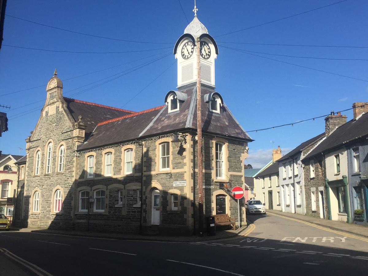 Cawdor Hall, Newcastle Emlyn